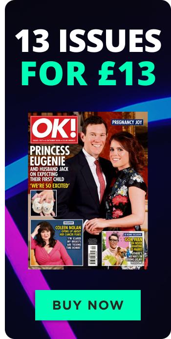 OK magazine offerr