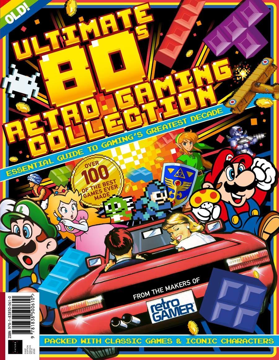 Retro Gamer Gift
