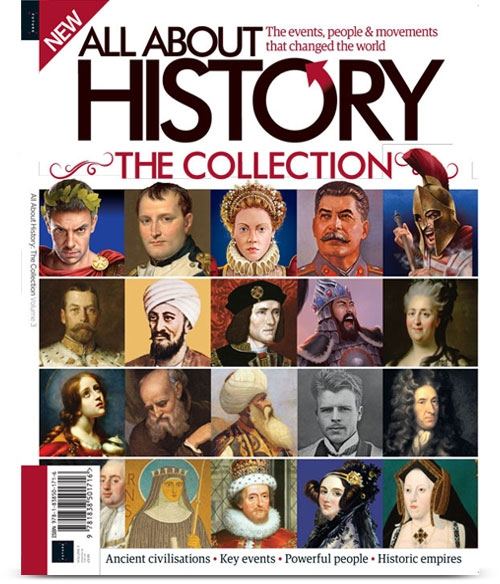 All About History Book