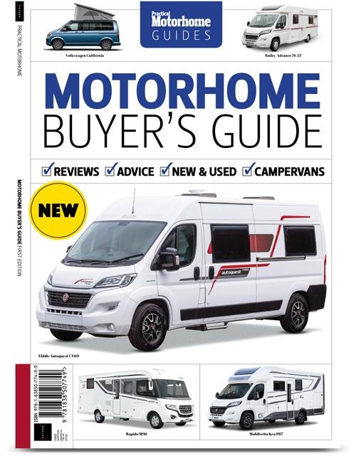 Practical Motorhome book